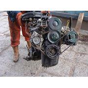 Двигатель Мазда B6 фото