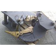 Клык-рыхлитель Grizzly для экскаваторов массой 10-60 тонн