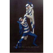 Ткани для театральных, цирковых и эстрадных костюмов фото