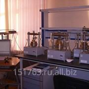 Лабораторное исследование грунта фотография