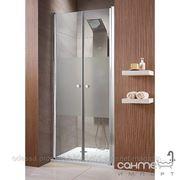 Душевые кабины, двери и шторки для ванн Radaway Душевые двери Radaway EOS DWD 37783-01-01N (хром/прозрачное) фото