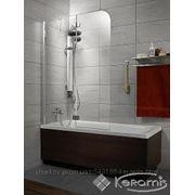 Штора для ванной Radaway Torrenta PN 100 стекло графитовое (201202-105L)