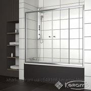 Штора для ванной Radaway Vesta 160 стекло фабрик (203160-06)