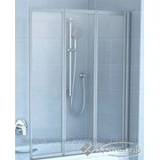 Штора для ванной Ravak VS3 130 129,6 стекло Грейп (795V0U00ZG)