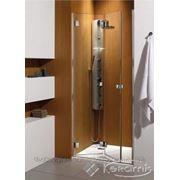 Душевые двери Radaway Carena DWB Bi-fold 80 стекло коричневое (34512-01-08NL)