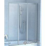 Штора для ванной Ravak VS3 115 114,6 стекло Транспарент (795S0U00Z1)