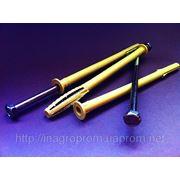 Дюбель фасадный 10х180 mm WAVE четырехраспорный бурт 12mm с М8 - ISO 9001, УКРСЕПРО фото