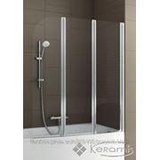 Штора для ванной Aquaform Modern 3 120x140 стекло прозрачное (170-06992)