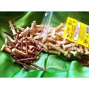 Дюбели 6х40 mm гриб WAVE упаковка ziplock - ISO 9001 фото