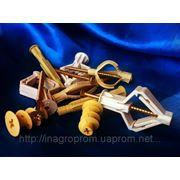 ДЮБЕЛИ для ГИПСОКАРТОННЫХ СИСТЕМ молли, дрива, узелковые - ISO 9001 фото