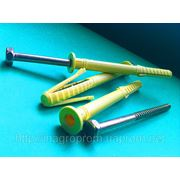Дюбель фасадный 10х120 mm WAVE четырехраспорный бурт 12mm с М8 - ISO 9001, УКРСЕПРО фото