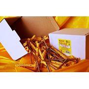 Дюбели WAVE 8х100 mm потай с ударным шурупом в картонной коробке - ISO 9001 фото