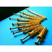 Дюбель быстрого монтажа WAVE 8-ая серия от 8х45 до 8х160 mm 9 видов - ISO 9001 фото