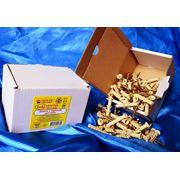 Дюбели WAVE 6х40 mm потай с ударным шурупом в картонной коробке - ISO 9001 фото