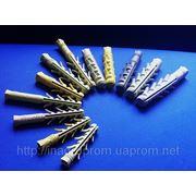 Дюбели распорные серии ZUBR от 10х50 до 16х120 mm 12 типоразмеров фото