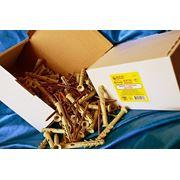 Дюбели WAVE 8х70 mm потай с ударным шурупом в картонной коробке - ISO 9001 фото