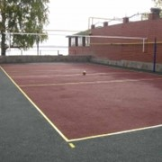 Покрытия для волейбольных площадок фото