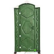 Экопром Туалетная кабина Эконом фото