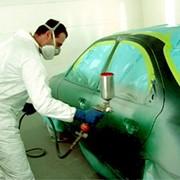 Покраска, рихтовка, ремонт автомобилей фото
