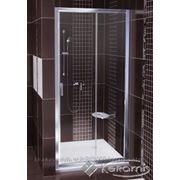 Душевые двери Ravak BLDP2-110 L 107-111 стекло Transparent (0PLD0U00Z1)