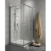 Задние стенки Radaway Premium Plus C+2S 80x80 стекло графитовое (33443-01-05N) фото