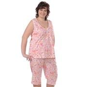 Пижама женская (майка+брюки пиж.укор.) Р2011256 фото