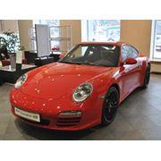 Автомобиль Porsche 911 Carrera 4S фото