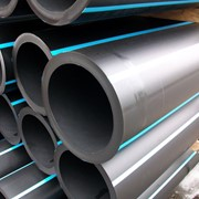 Полиэтиленовые трубы от 16мм до 800мм. фотография