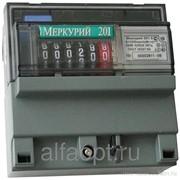Меркурий 201.5 Счетчик электроэнергии однофазный многотарифный фото
