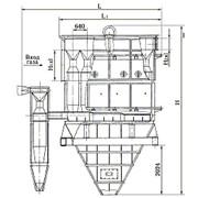 Золоуловитель батарейного типа БЦ - 512 -1- (4х4) фото
