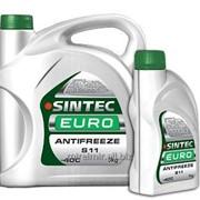 Антифриз Sintec, Euro, 5кг/4 фото