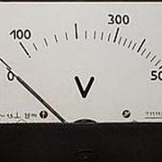 Вольтметр Э378 фото