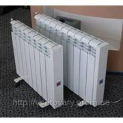 Электрорадиатор Эра (9 секций) отопление 18 кв.м. (380 Вт/ч) фото