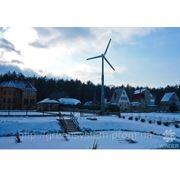 Автономная система электроснабжения 20 кВА на базе ветрогенератора Т120 фото