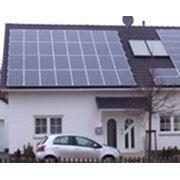 Автономные солнечные системы для энергообеспечения частных домов, офисов фото