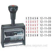 Нумератор-датер авт. ND6K/6/4.5 фото