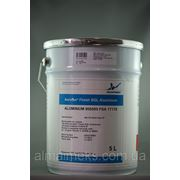 эмаль Aerodur Finish SGL Aluminium фото