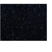 Слэб гранитный Блэк Галакси фото