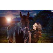 Фото сессия с лошадьми фото