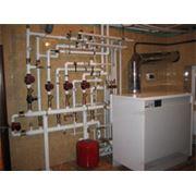 Отопление и водоснабжение. фото