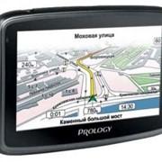Автомобильный портативный GPSнавигатор Prology iMap-400M фото