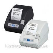 Принтер чековый Citizen CTS 280