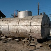 Резервуар (цистерна) 25 куб.м. фото