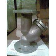 Фильтр под газовый насос фланцевый фото