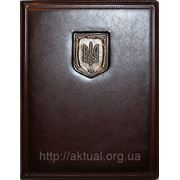 Папка Герб Украины фото