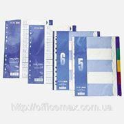 Разделитель пластиковый на 1-10 разделов фото