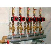 Монтаж систем водоснабжения. фото