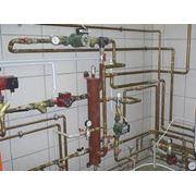 Монтаж и обслуживание систем холодного и горячего водоснабжения наружных и внутренних сетей фото