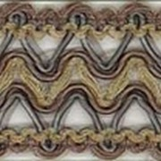 Тесьма для штор Galon Madeira col. 3109 фото