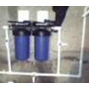 подбор и монтаж фильтров для очистки воды фото